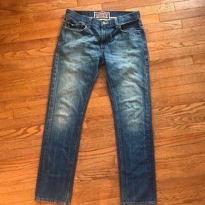 Levi's men's skinny jeans 511 36*34